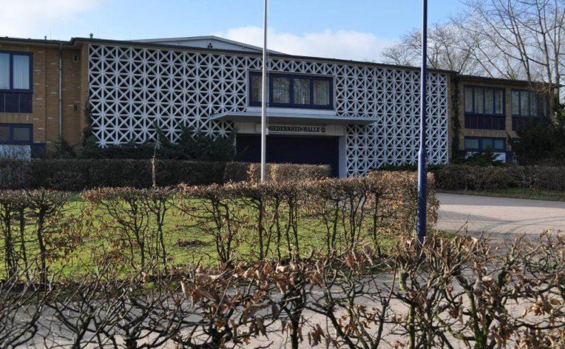 Wesel, Niederrheinhalle ca. 1995 (Bild: Norbert Hochstrat via Mapio.net)