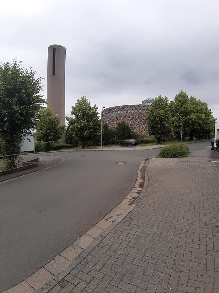 Wetzlar-Westend, St. Elisabeth (Bild: K. Berkemann, 2020)