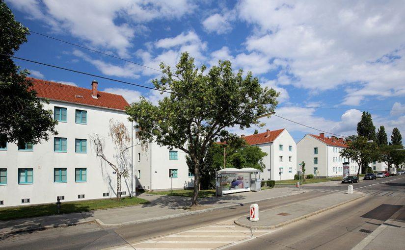 70 Jahre Siemensstraße