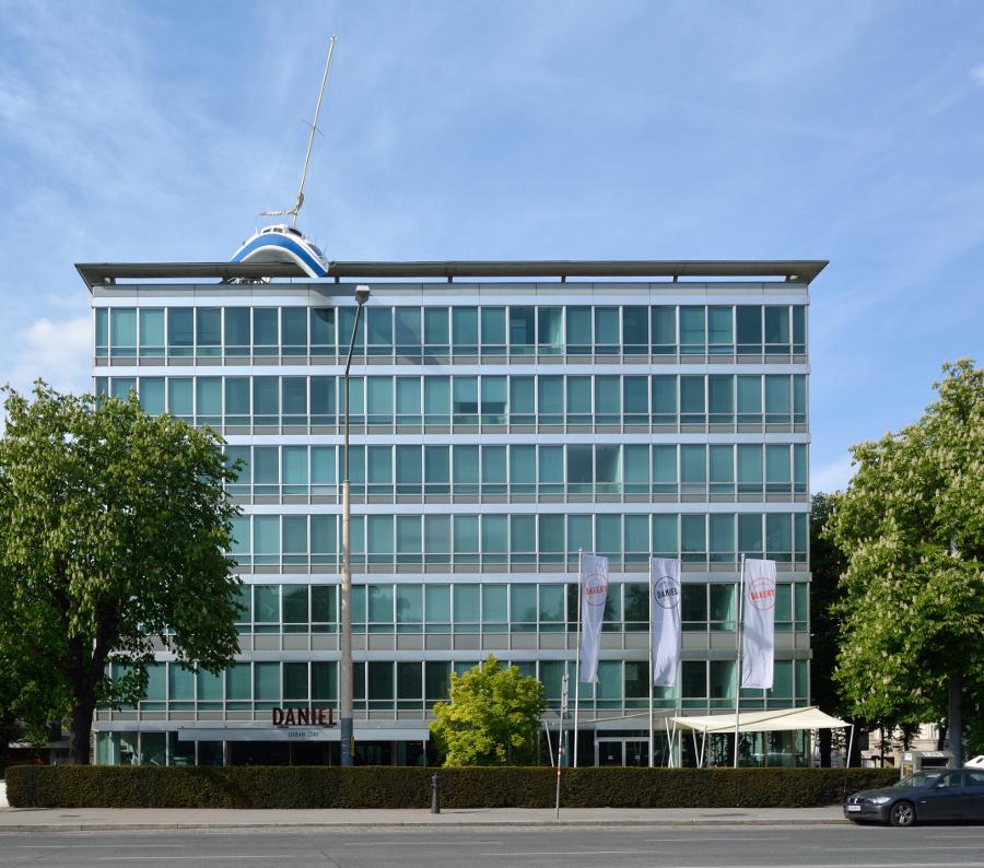 Wien, Hotel Daniel