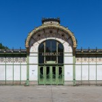 Wien, Otto-Wagner-Pavillon (Bild: Thomas Wolf, www.foto-tw.de, CC BY SA 3.0.de)