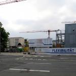 Wiesbaden, Rhein-Main-Hallen, Neubaustelle nach dem Abriss (Bild: Karin Berkemann)