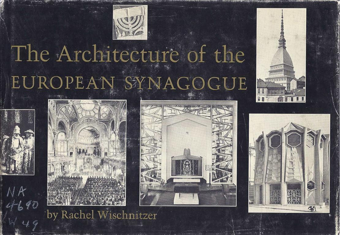 Ruth Wischnitzers Grundlagenwerk erschien 1964