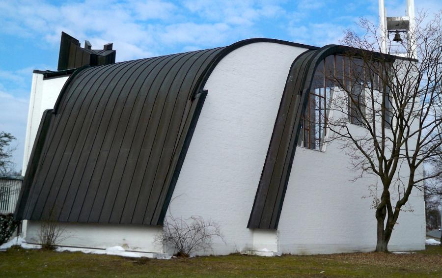 Wolfsburg: Teilverkauf für Aalto-Kirche?