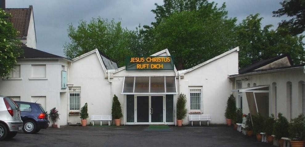 Wupertal-Vohwinkel, Gemeinde Bekennender Christen, 2007 (Bild: Pitichinaccio, gemeinfrei)
