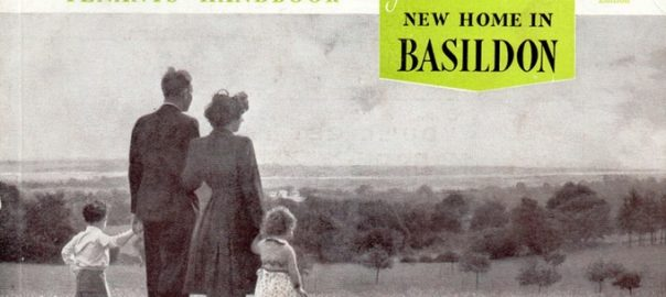 """Your new Home in Basildon"" (Buchcover)"