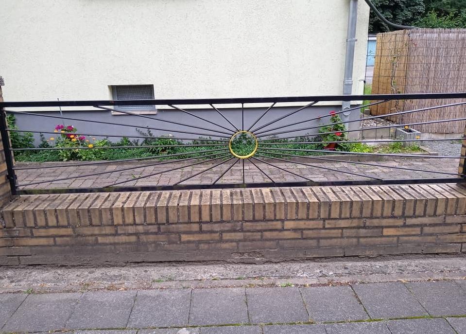 Gartenzaun (Bild: Leon Gaas)