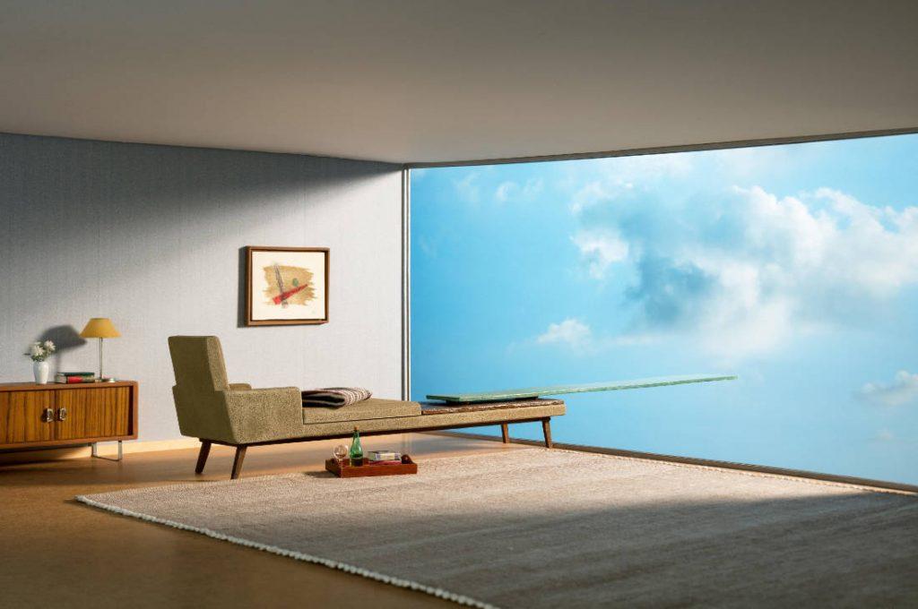 Frank Kunert: Zimmer mit Aussicht (Copyright: Frankf Kunert)