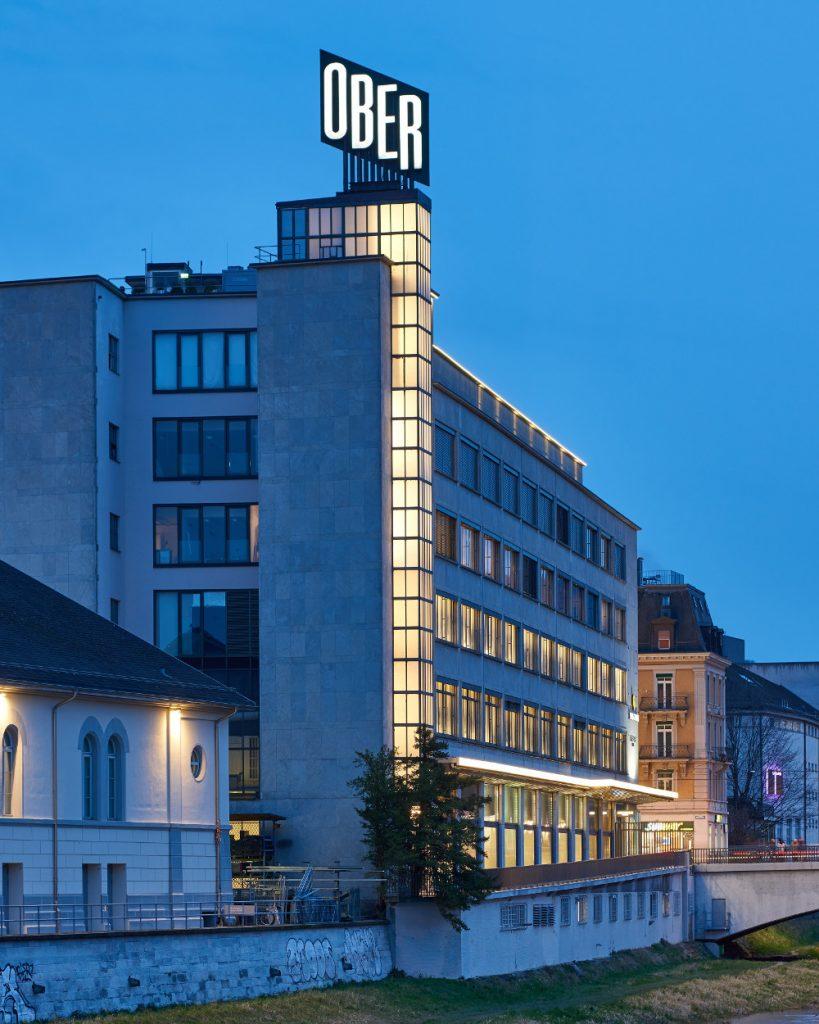 Zürich, Kaufhaus Ober (Gustav von Tobel/Otto Dürr, 1934 (Bild: © Theo Stalder, Zürich)