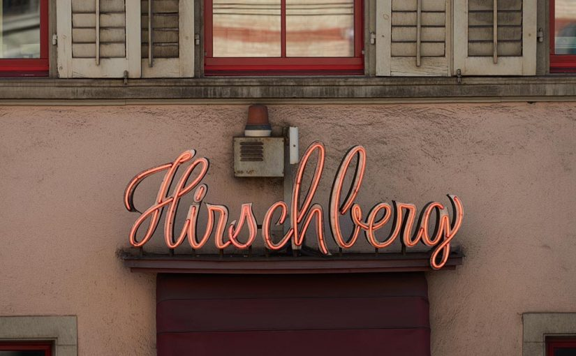 Zürich, Restaurant Hirschberg (Bild: © Theo Stalder, Zürich)