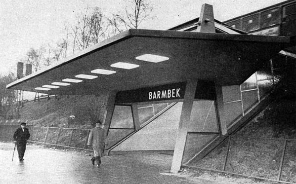 Hamburg-Barmbek_Zugang_Wiesendamm_Bild_Archiv_Hamburger_Untergrundbahn