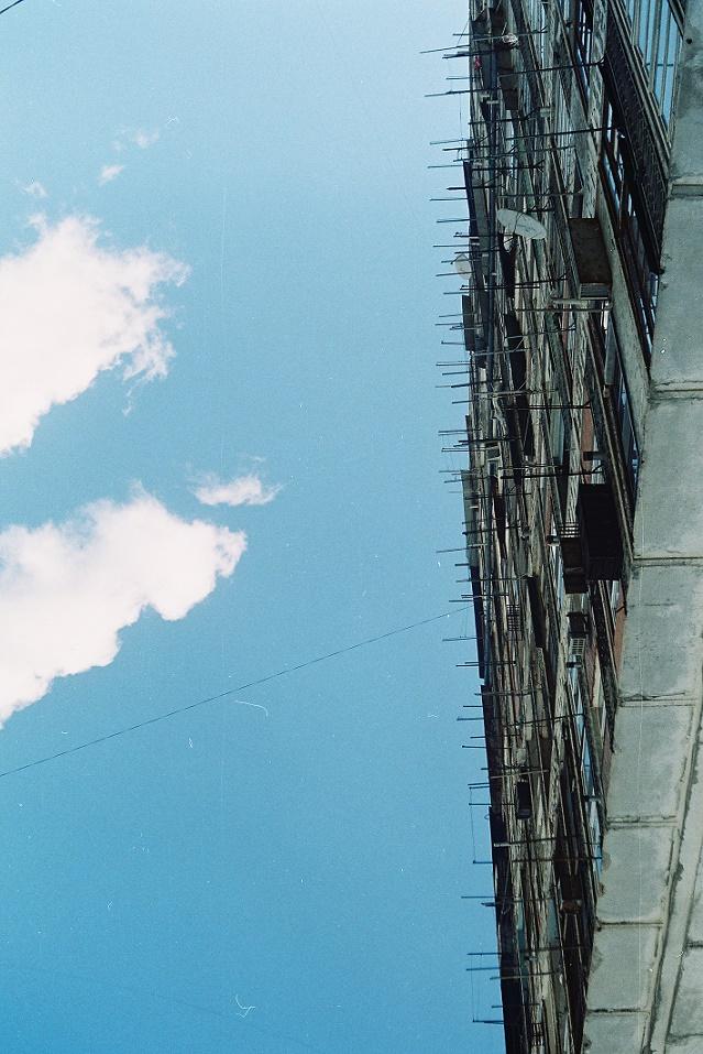 Zuka Chachanidze: Fassade (Foto: © Zuka Chachanidze)