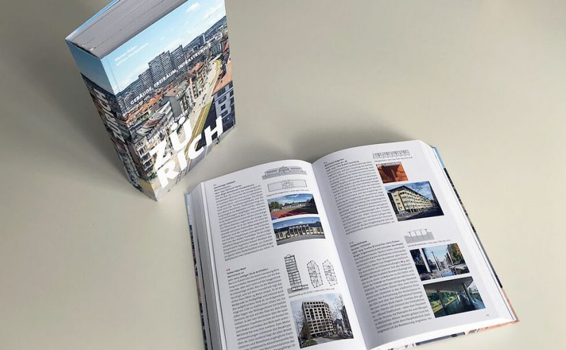 """""""Architekturführer Zürich"""""""