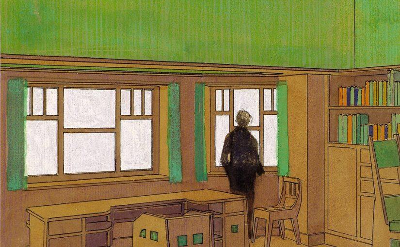 Ernst Ludwig Kirchner: Architektur vor Malerei