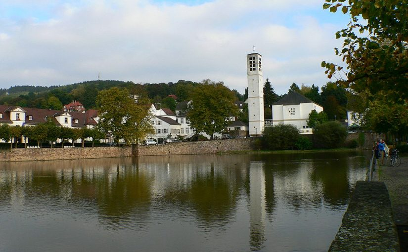Bad Karlshafen, Stephanuskirche (Bild: Presse03, CC BY SA 3.0, 2007)