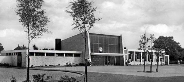 Bahnhof Goch (Bild: historische Postkarte)