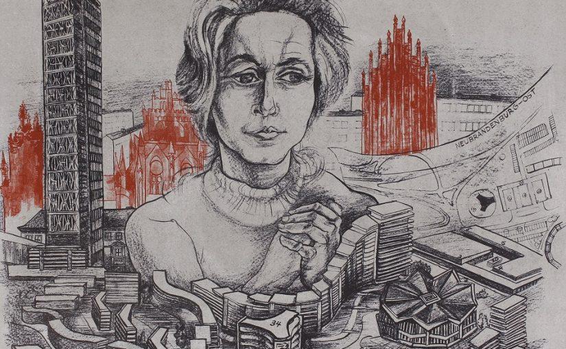 Frau Architekt wandert