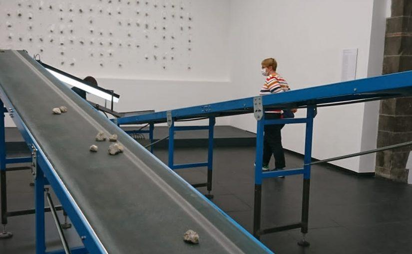 """Installation """"Kreislauf"""" von Max Brück, 2021 (Bild: Peter Liptau)"""