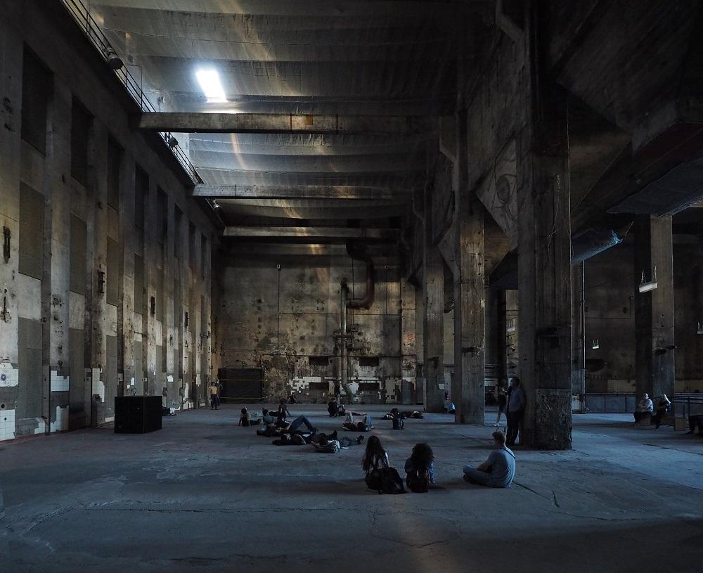Berlin, Berghain, Installation, 2020 (Bild: Udo Siegfriedt, via flickr.com)
