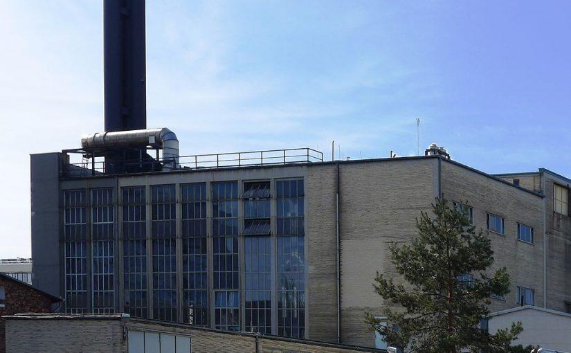 Trotz Baustopp: Schering-Kesselhaus abgerissen