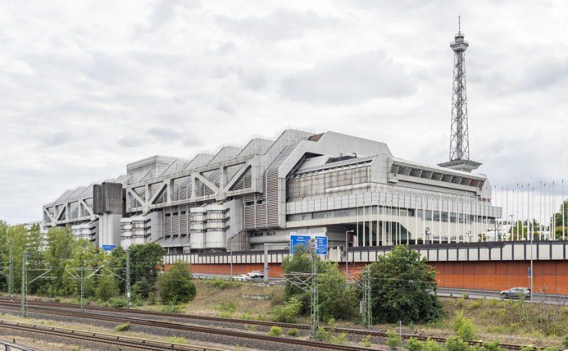 Berlin, ICC (Bild: Anne Herdin, Landesdenkmalamt Berlin)