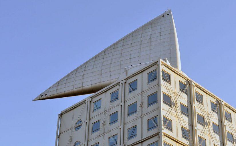 Architektur ist selten – update