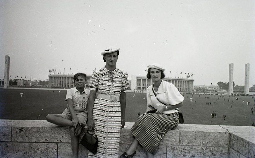 Das Berliner Olympiagelände