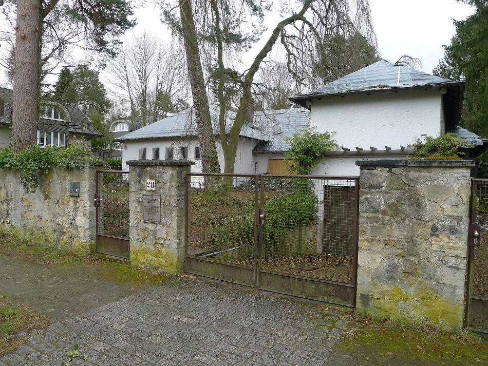 Berlin, Villa Poelzig (Bild: Uli Borgert, 29. März 2020)