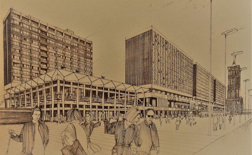Die Rathauspassagen – Träume in Beton