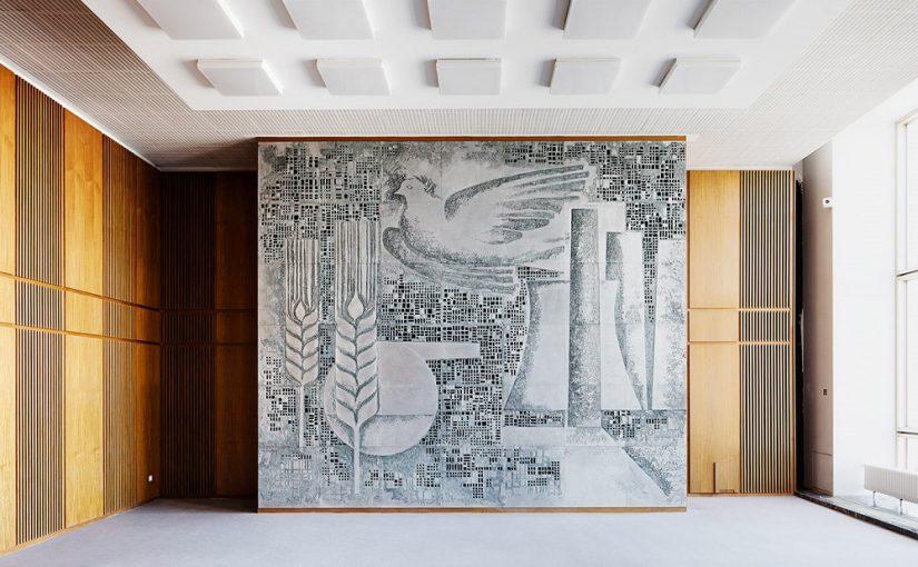 70 Jahre Kunst am Bau in der DDR