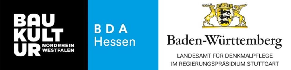 """Das moderneREGIONAL-Projekt """"Best of 90s"""" kooperiert BauKulturNRW, dem BDA Hessen und dem Landesamt für Denkmalpflege im Regierungspräsidium Stuttgart."""
