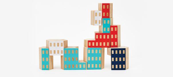 """Blockitecture-Bausatz """"Habitat"""" (Bild: Blockitecture)"""