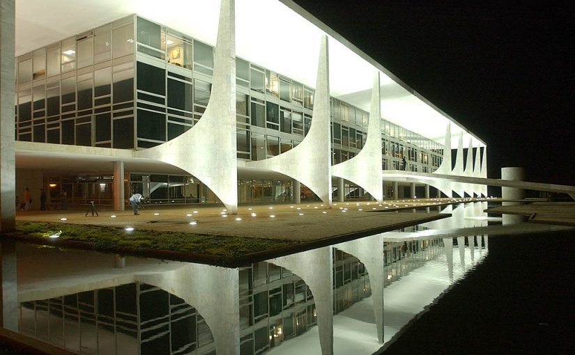 Brasìlia, Palácio do Planalto (Bild: skeeze, CC0 1.0, 2001)