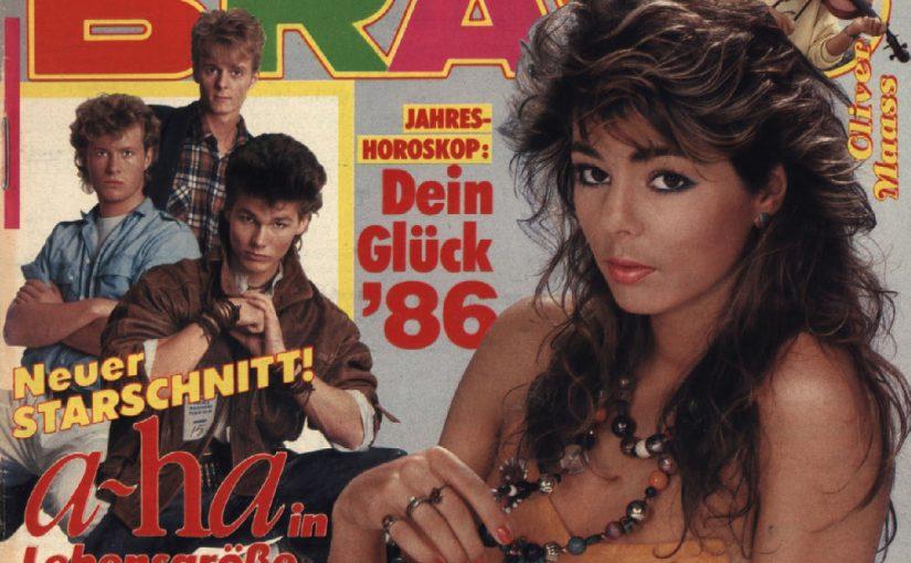 Bravo-Cover 1986 (Bild: bravo-archiv-shop.com)