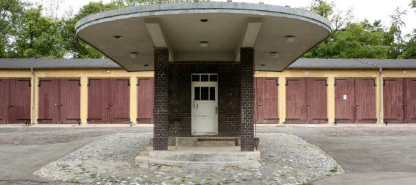 Buchenwald, ehemalige Tankstelle (Bild: Peter Liptau)