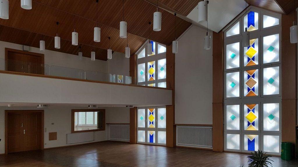 Castrop-Rauxel-Habigshorst, Neuapostol. Kirche (Bild. via mapio.net)
