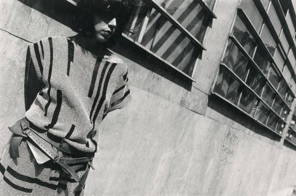 Silke Grossmann, Bild für Claudia Skoda, in Zusammenarbeit mit Cynthia Beatt, Silbergelatine-Vintageprint, 1983 (Bild: © Silke Grossmann)