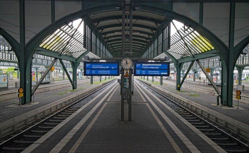 Darmstadt: Unterwegs in die Moderne