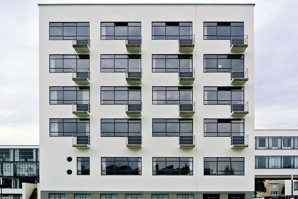 Dessau, Atelierhaus (Bild: Spyrosdrakopoulos, CC BY SA 4.0, 2014)