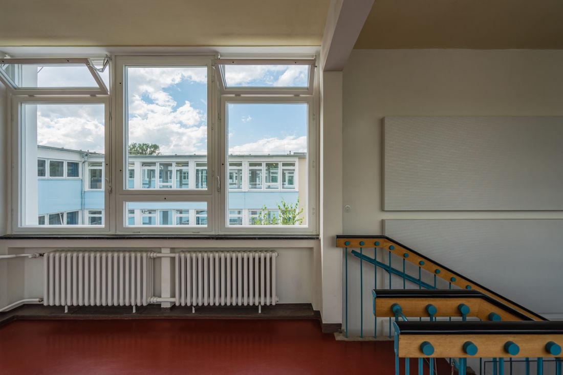 """Dresden, 49. Grundschule """"Bernhard August von Lindenau"""" in der Bernhardstraße (Bild: Martin Maleschka)"""