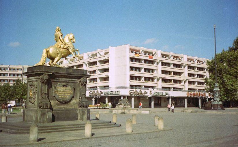 Dresden: Was wird aus dem Neustädter Markt?