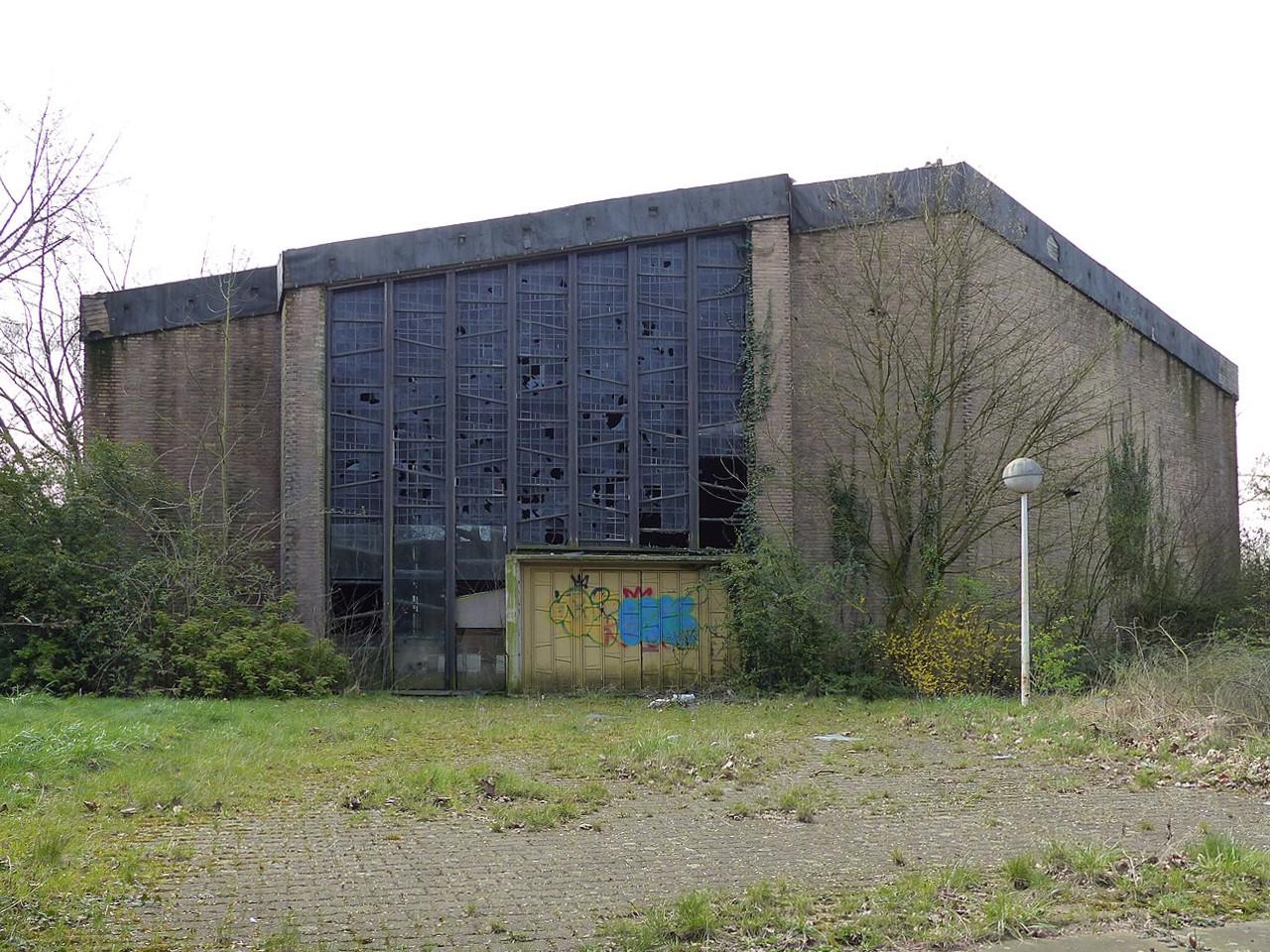Duisburg-Meiderich, Maria Königin (Bild: Thomas.bottrop, CC BY SA 4.0, 2016)