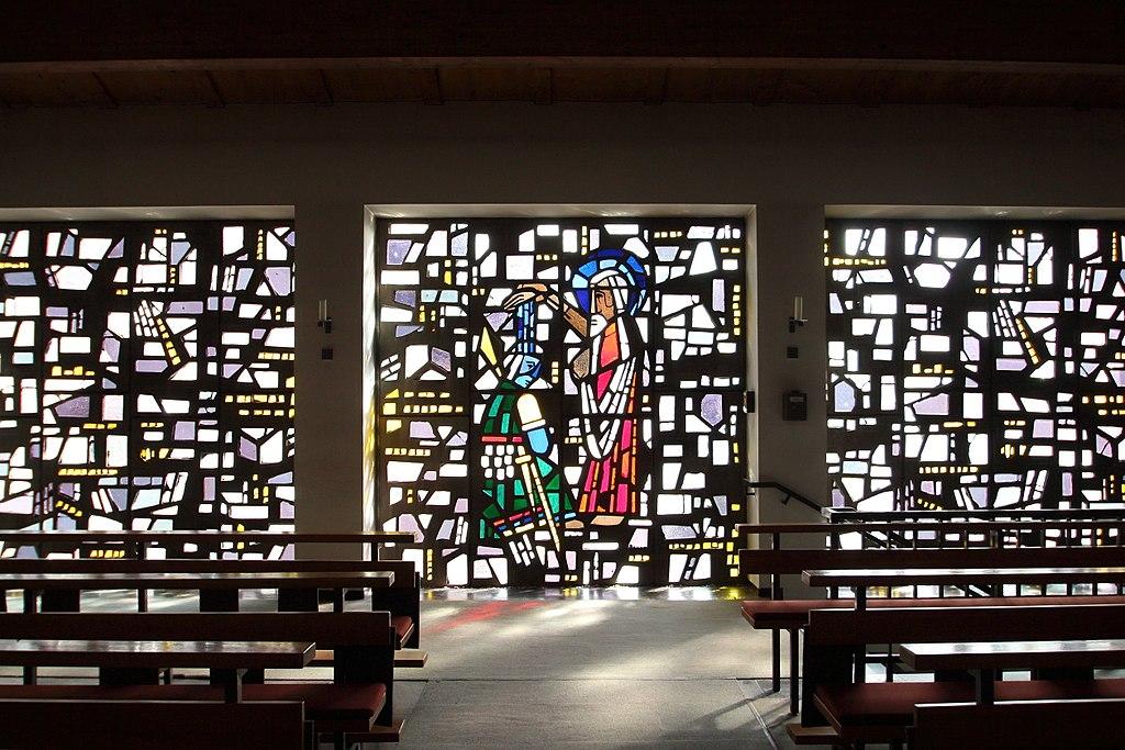 Eltville-Martinsthal, St. Martin (Bild: Marion Halft, CC BY SA 3.0, 2016)