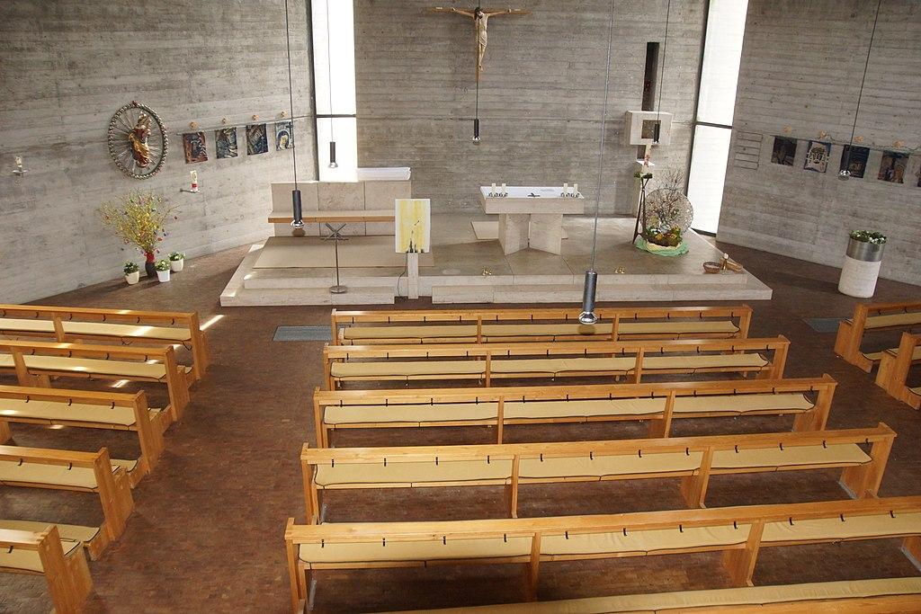Etzelwang, St. Martin (Bild: DALIBRI, CC BY SA 4.0, 2018)