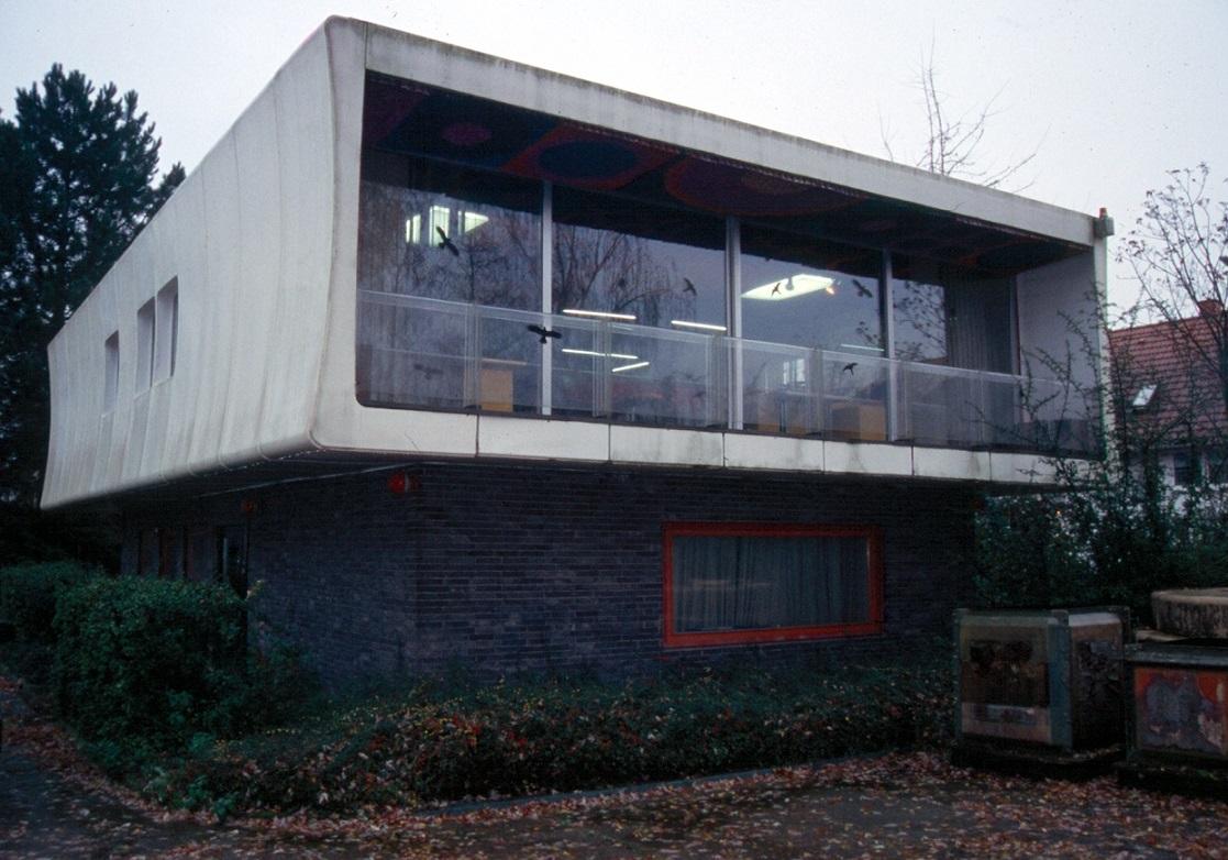 fg 2000 b rohaus firma fg design prototyp erbaut 1968 in altenstadt hessen bild fomekk. Black Bedroom Furniture Sets. Home Design Ideas