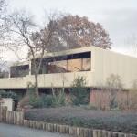 fg 2000 Wohnhaus Familie Feierbach, erbaut 1979 in Altenstadt/Hessen (Bild: FOMEKK Bauhaus-Universität Weimar, 2002)