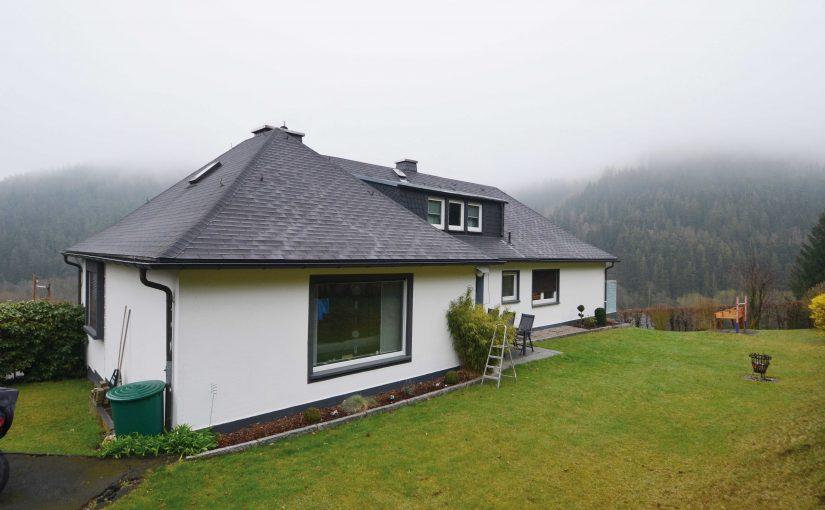 Bauhaus im Wald