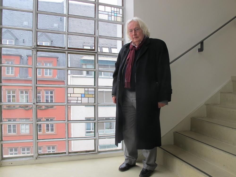 """INTERVIEW: Gefühltes Denkmal """"Haus am Dom"""""""
