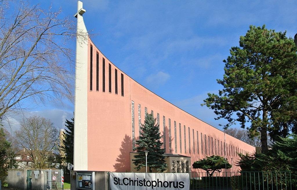 Frankfurt: St. Christophorus soll weg