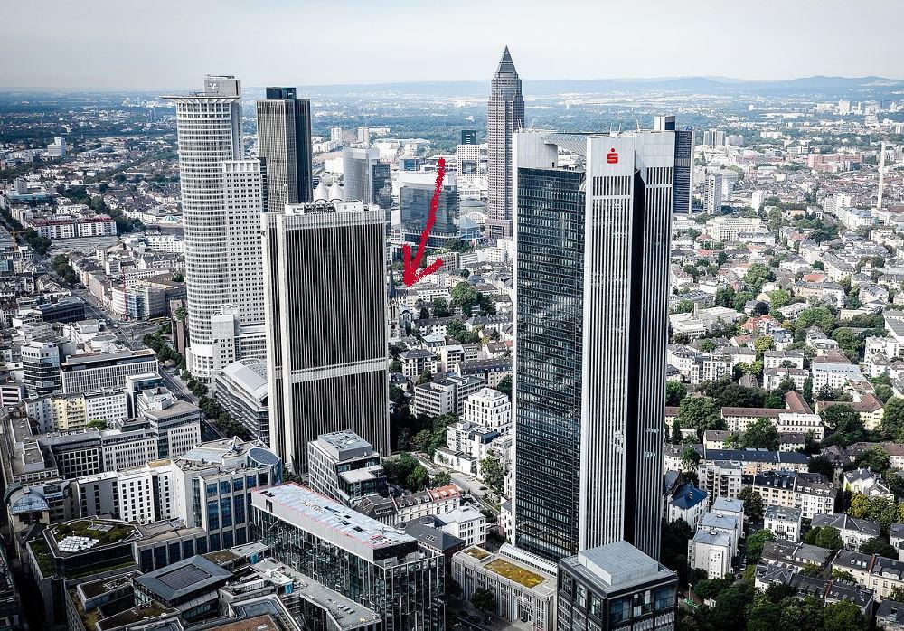 Titelmotiv: Frankfurt am Main, Skyline (Bild: Leonhard Niederwimmer, via pixabay.com)
